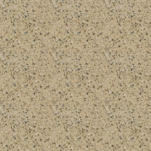 Beige & Brown Quartz Worktop • Silestone Bamboo