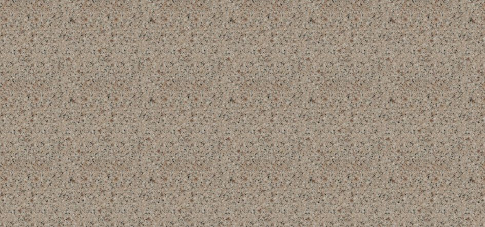 Beige & Brown Quartz Worktop • Silestone Beige Daphne