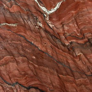 Red Fusions Quartzite