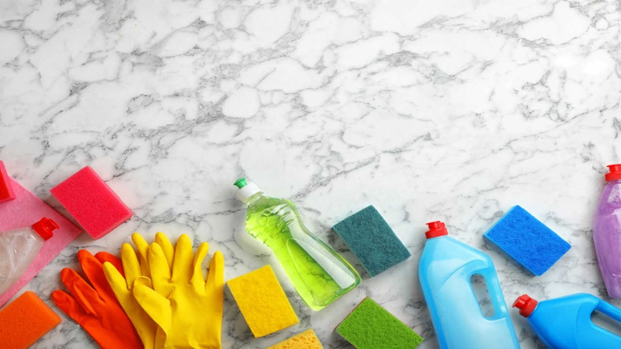 Cleaning Marble Worktops: how to clean marble