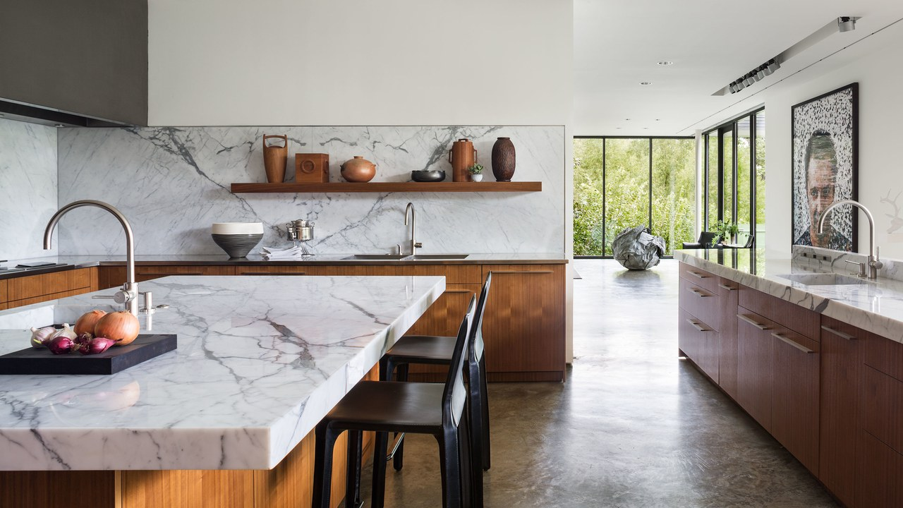 Complete Guide To Choosing Marble To Laminate Worktops